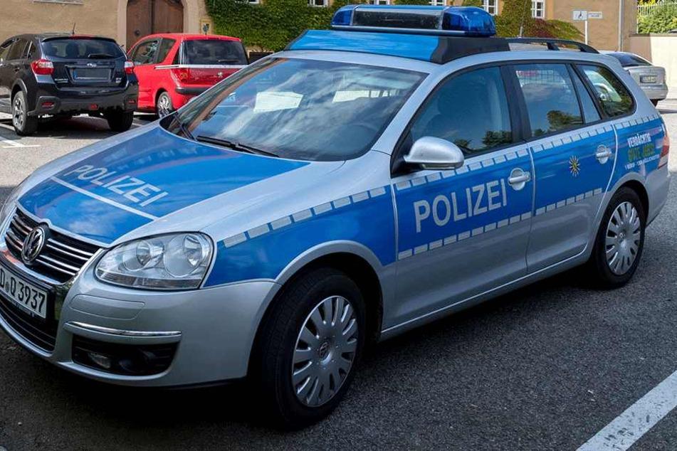 Die Polizei spricht von versuchter schwerer Brandstiftung (Symbolbild).