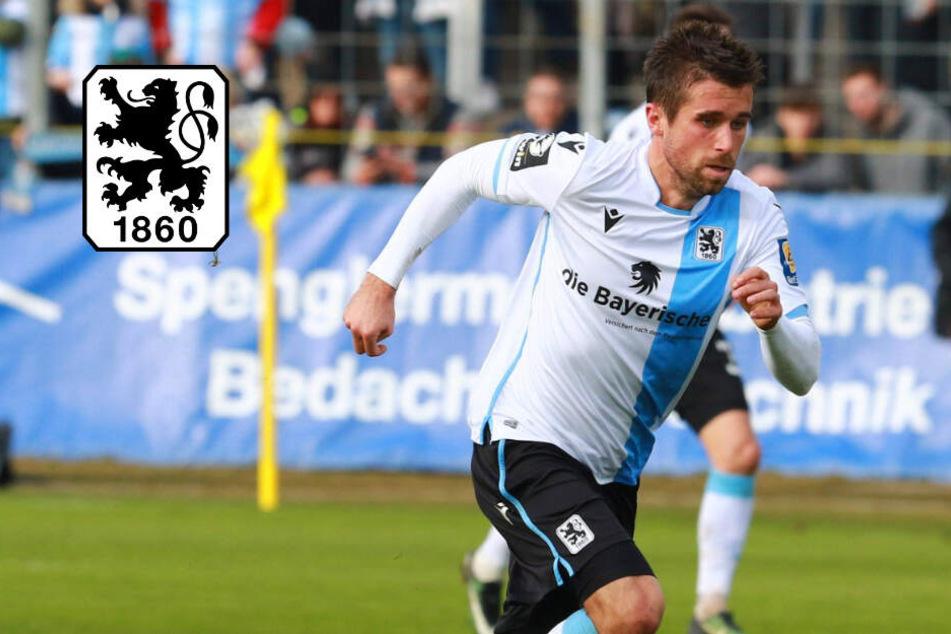TSV 1860 München: Stefan Lex bleibt Löwe!