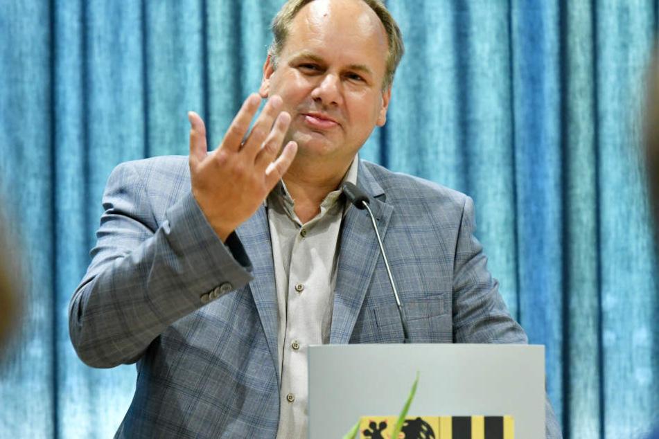 OB Dirk Hilbert (47, FDP) soll die Welterbe-Bewerbung unterstützen.