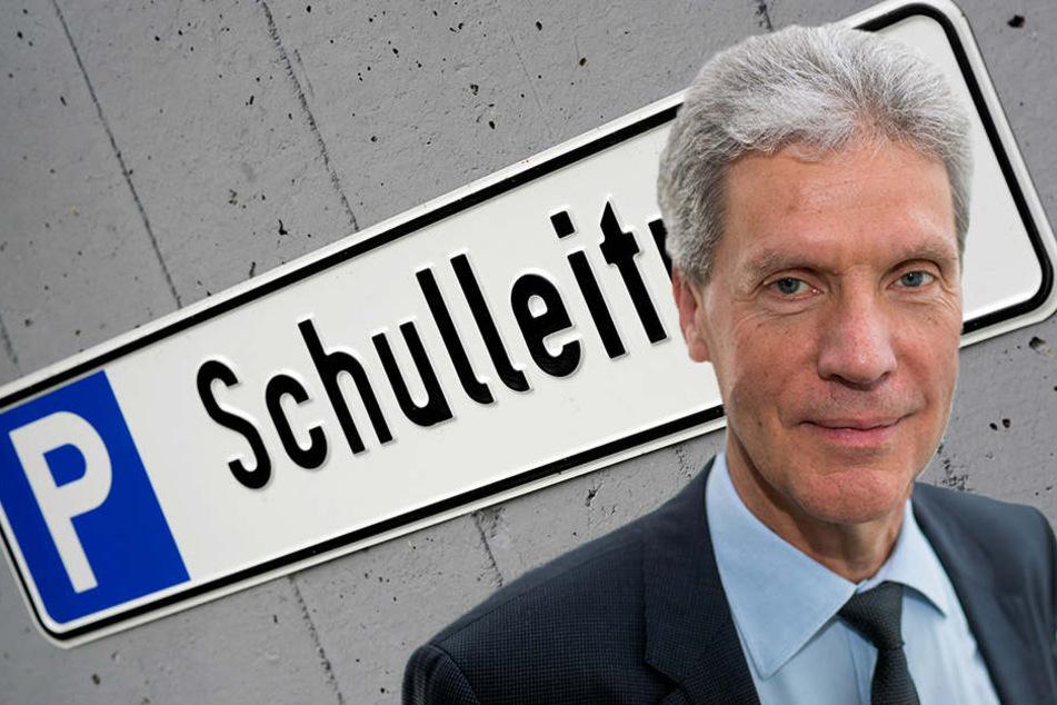 Bildungsminister Helmut Holter (64, Linke) will das neue Gesetz 2018 auf den Weg bringen.