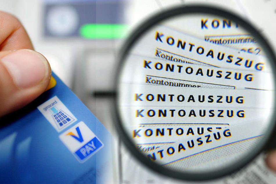 Behörden überprüfen häufiger die Bankdaten der Bürger.