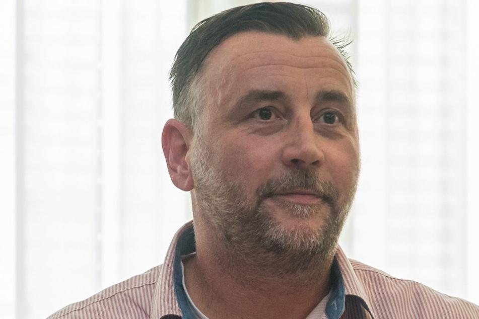 Lutz Bachmann (43) steht im November erneut vor dem Dresdner Landgericht.