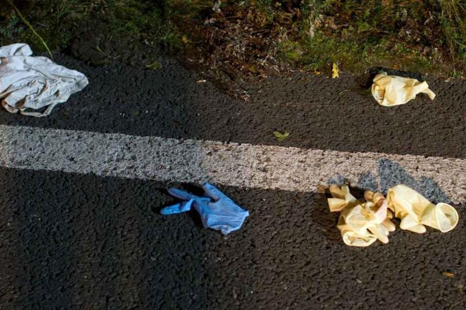 Tragisch! 37-Jähriger bricht auf Straße zusammen und wird überfahren