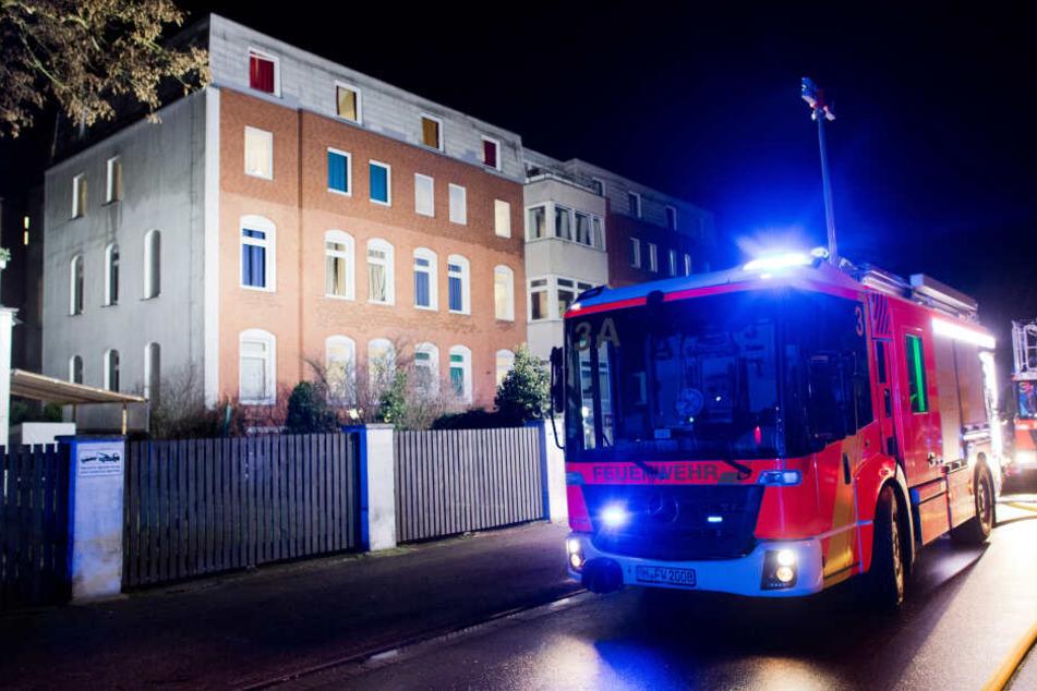 90 Menschen mussten kurzzeitig evakuiert werden.