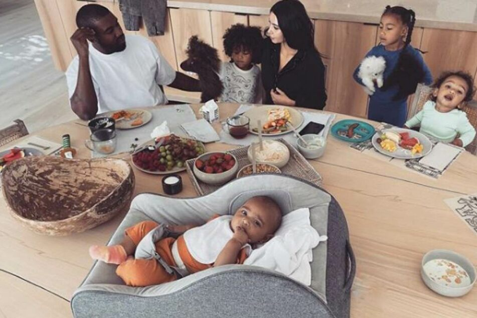 Kim Kardashian erteilt Kanye West eine Abfuhr: Das ist der Grund