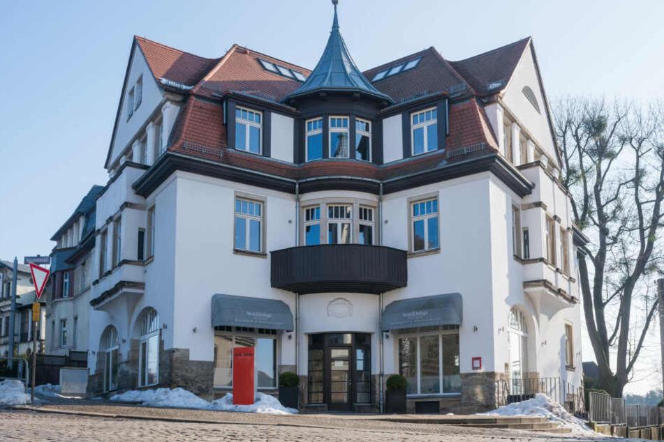 """Das """"bean&beluga"""" in Dresden hat ebenfalls einen Michelin-Stern."""