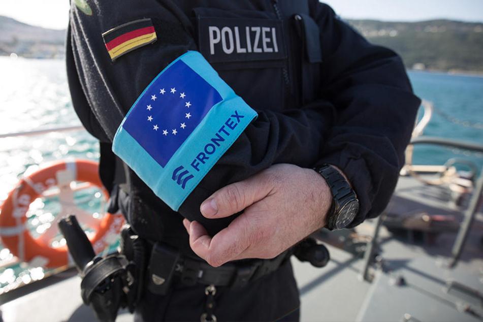 Gesetzespläne sehen die Aufstockung von Frontex auf 10.000 Mann vor.