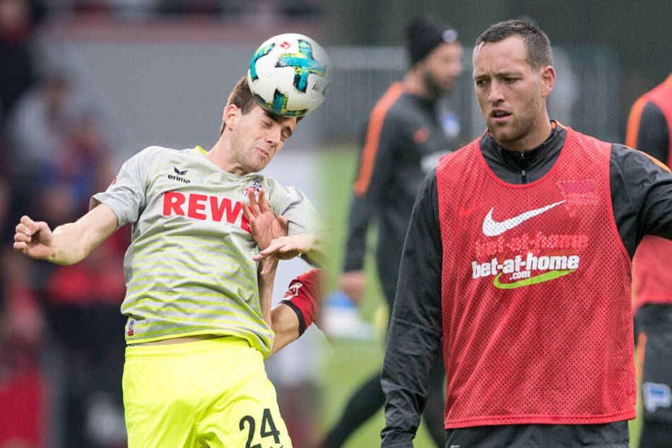 Lukas Klünter wird wohl vom 1. FC Köln zu Hertha BSC wechseln. Julian Schieber hingegen verlässt Berlin.