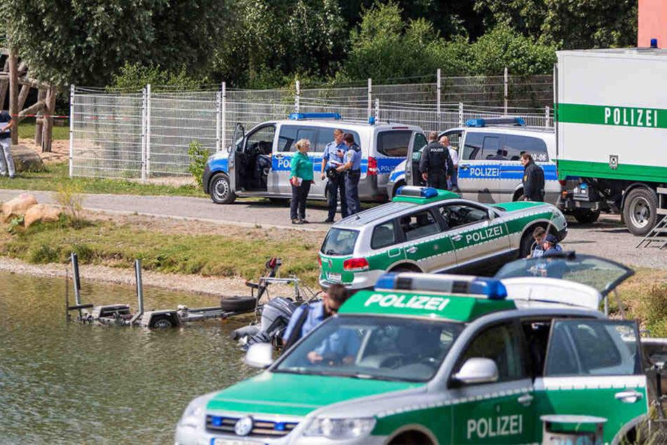 Die zerstückelten Leichen des tunesischen Ehepaares Ali (†37) und Hadia T. (†32) wurden 2016 in einen Baggersee in Leipzig-Thekla geworfen.