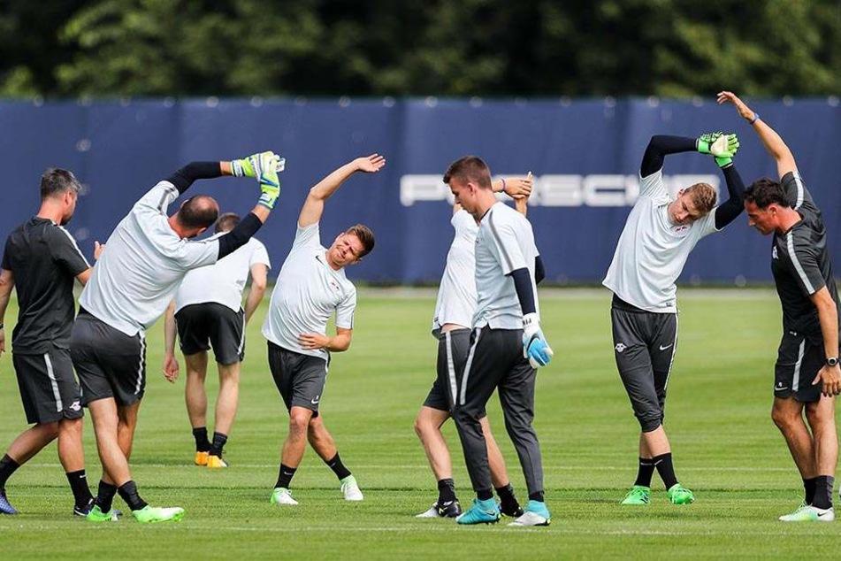 Vorbereitungswoche drei: RB Leipzig startet am Donnerstag ins Trainingslager.