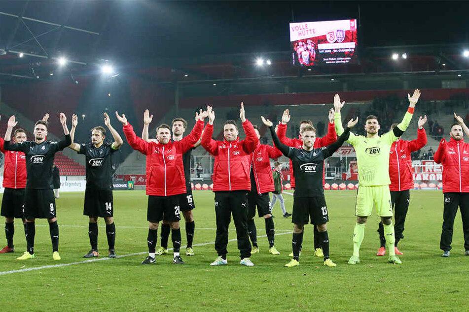 Angesichts der jüngsten Sieges-Serie lohnen sich Spiele des FSV Zwickau besonders.