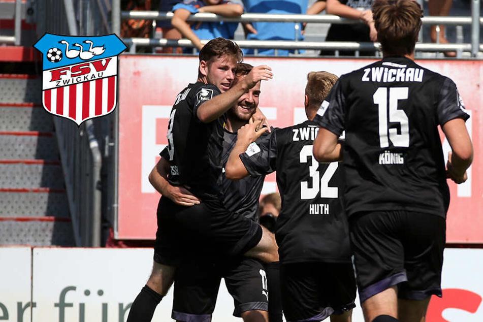 Huth und Jensen bescheren dem FSV den dritten Saisonsieg