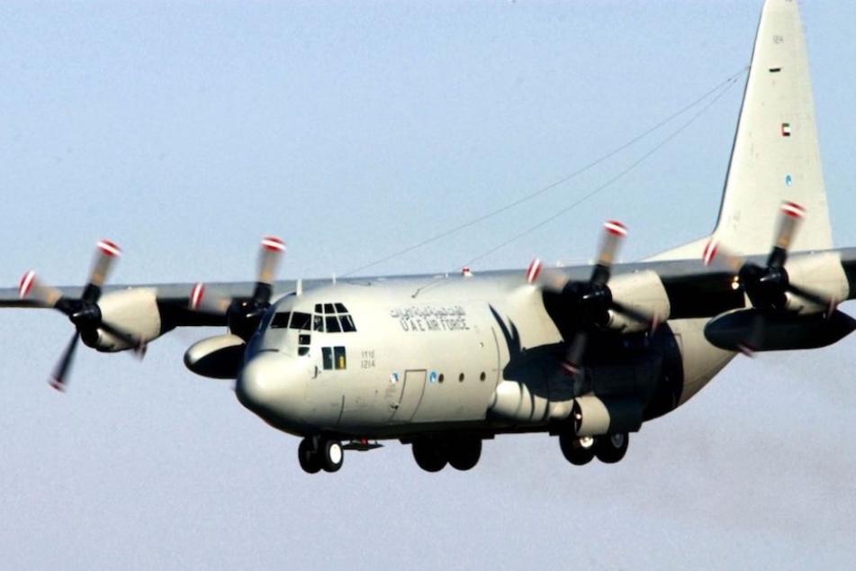 """Sechs """"Hercules""""-Transportflugzeuge sollen für die Bundeswehr angeschafft werden."""