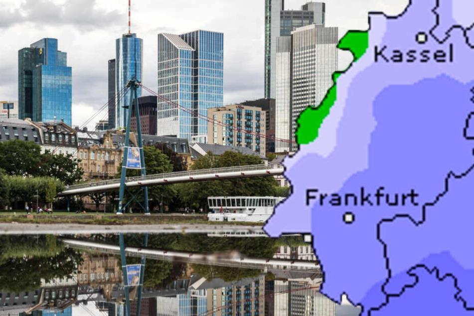 Pracht-Wetter ade: Die Vorhersage für Frankfurt und ganz Hessen