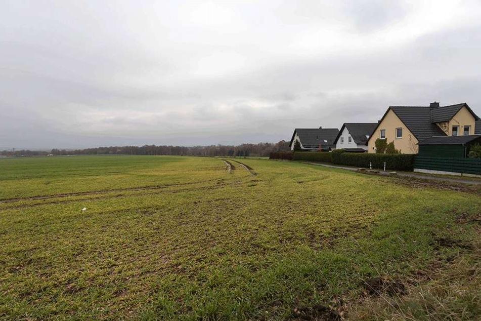 Anwohner wehren sich mit einer Petition gegen das neue Gewerbegebiet Rabenstein Ost.