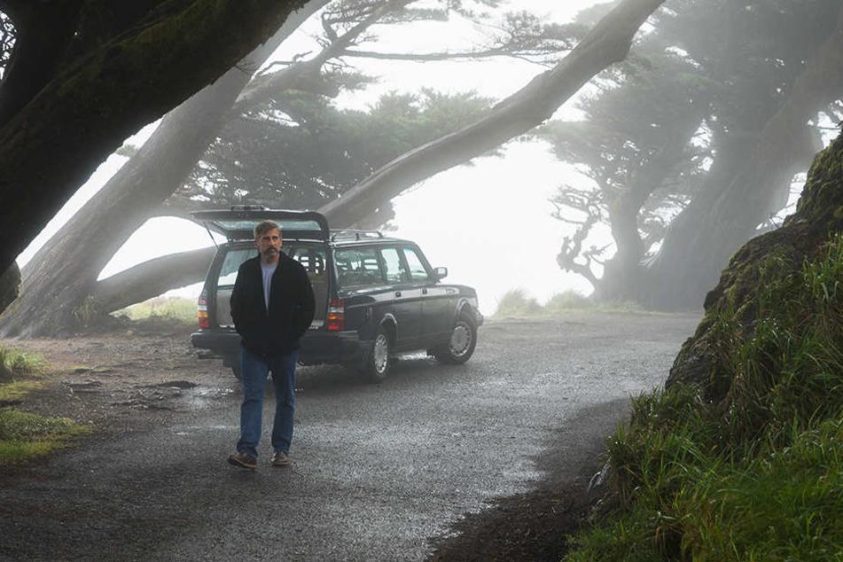 David Sheff (Steve Carrell) vor malerischer Kulisse auf der Suche nach seinem drogensüchtigen Sohn.