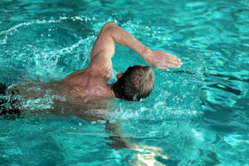Schwimmen trainiert nicht nur die Ausdauer, sondern auch unzählige Muskeln am ganzen Körper
