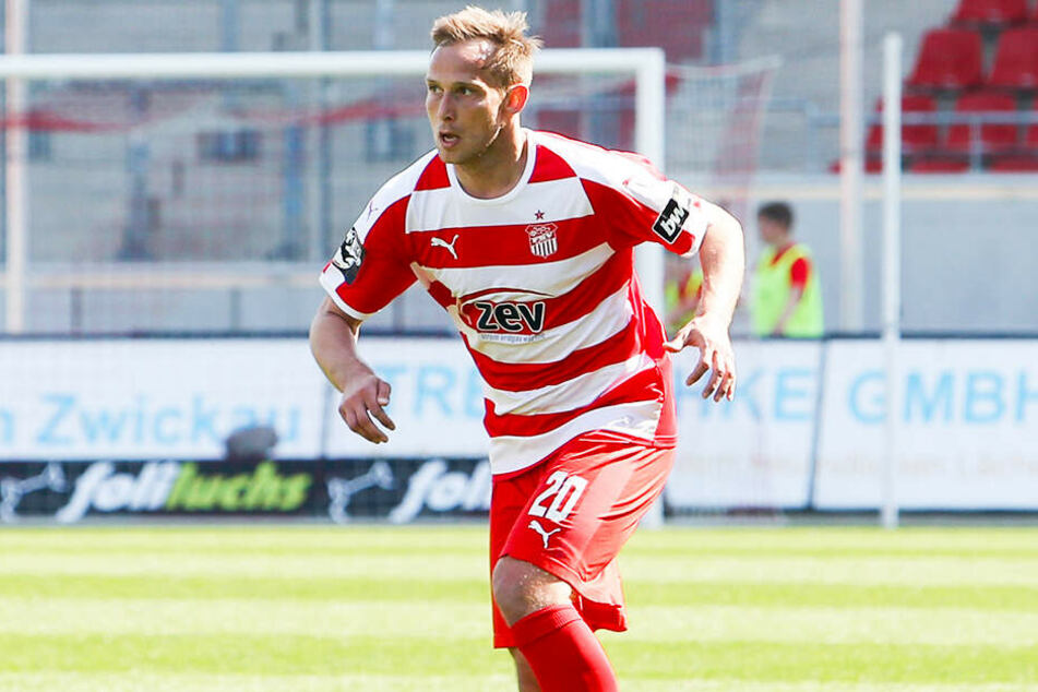 René Lange, bisher der beste Standardschütze des FSV, fehlt gegen den SV Meppen gelbgesperrt.
