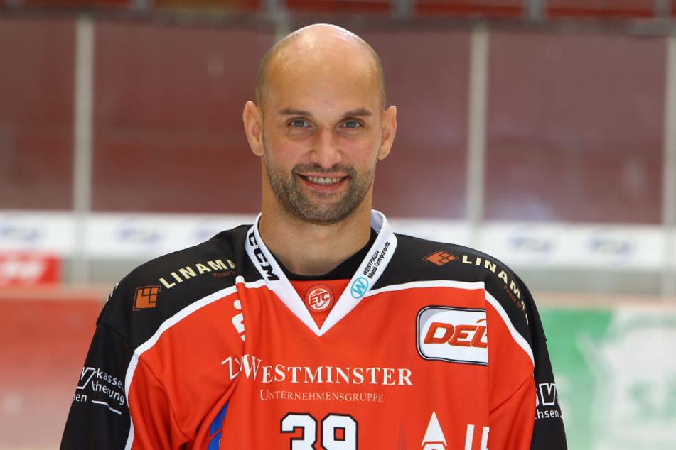 Jakub Körner ist wieder fit und freut sich auf das Duell mit den Eislöwen.