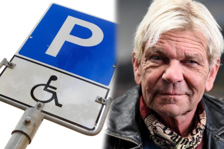 Ärger wegen Live-Sendung: Darum parkte Matthias Reim auf einem Behinderten-Parkplatz!