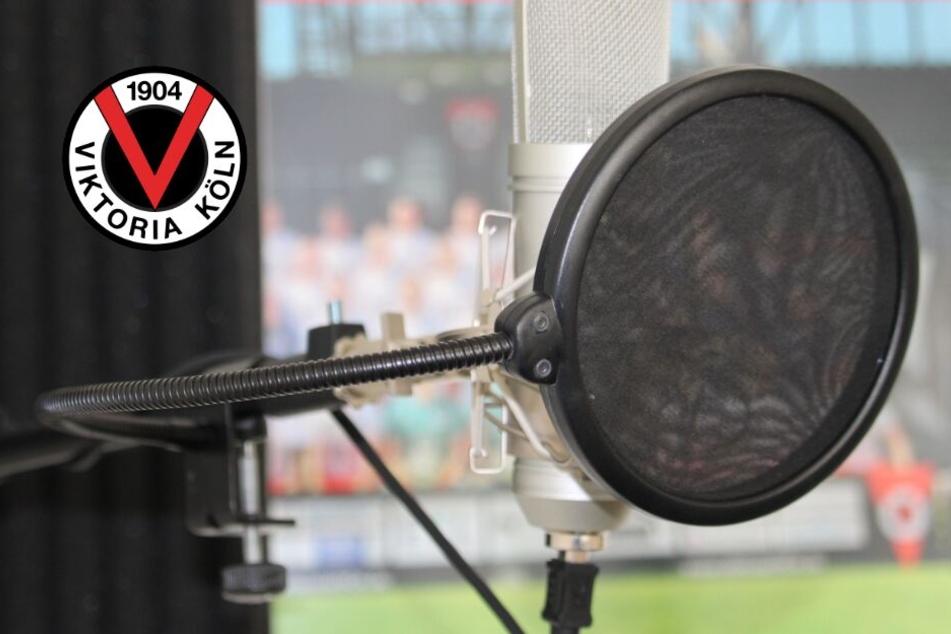Viktoria Köln bietet Fans künftig Live-Radio