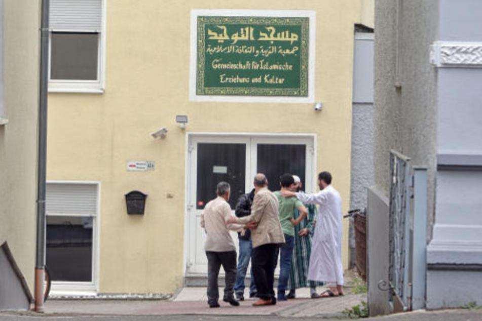Am 7. April soll Khaled Hanafy zum Islamischen Zentrum Bielefeld kommen.
