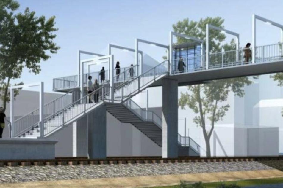 Die Planungen der Bahn und der Stadt Hamburg sehen einen modernen Haltestellenausbau vor. Aber wird die neue Station auch barrierefrei?