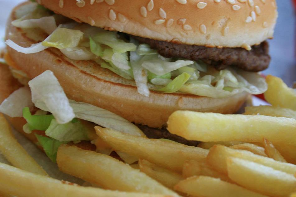 """Der Erfinder des Big Mac,Michael """"Jim"""" Delligatti, ist tot."""