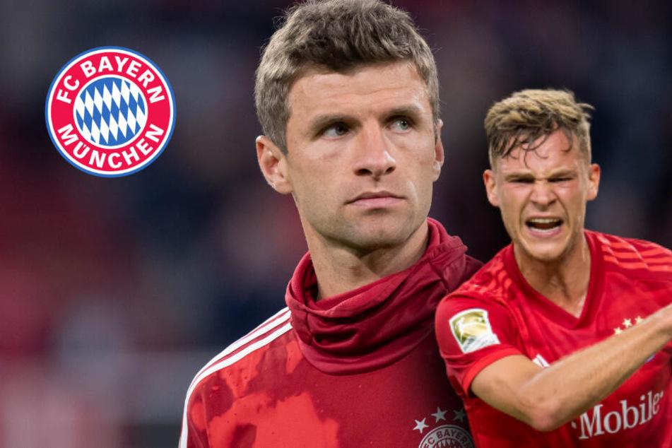 """Kimmich zu Müllers Frust beim FC Bayern: """"Identifikationsfigur würde fehlen"""""""