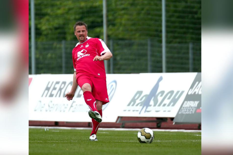 Sven Günther spielte über 100-mal für den FSV Zwickau.