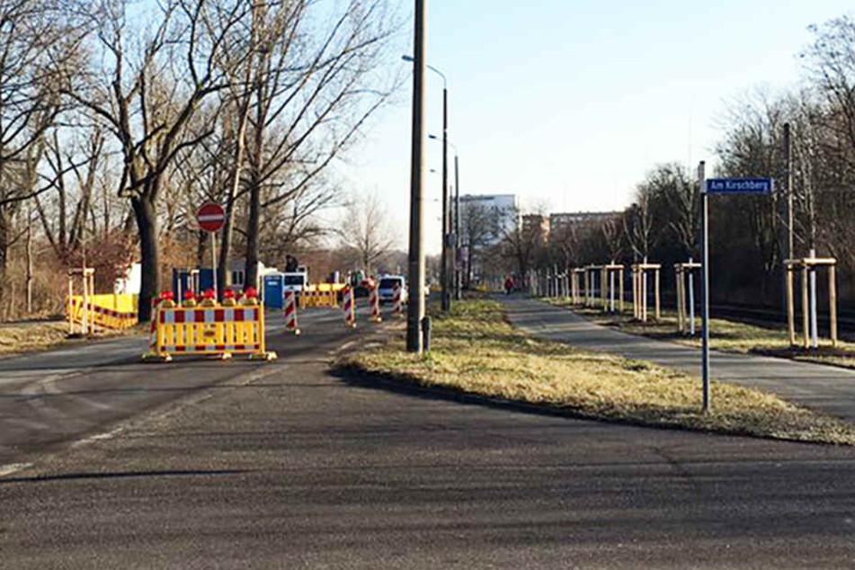 """Die Stadt hat nach eigenen Angaben auf das chaotische Treiben in der Sackgasse """"Am Kirschberg"""" reagiert."""