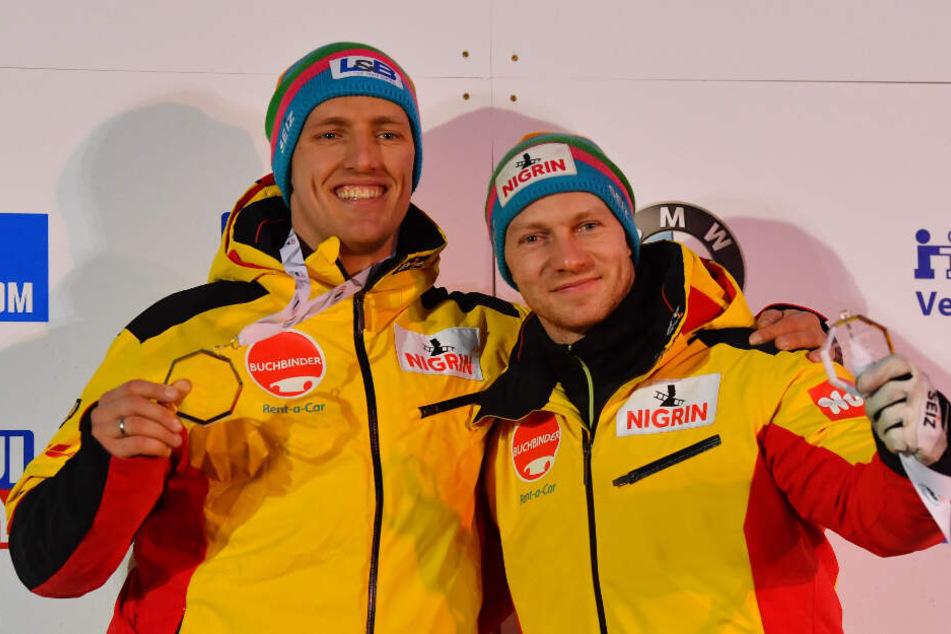 Bob-WM: Francesco Friedrich schreibt Geschichte!