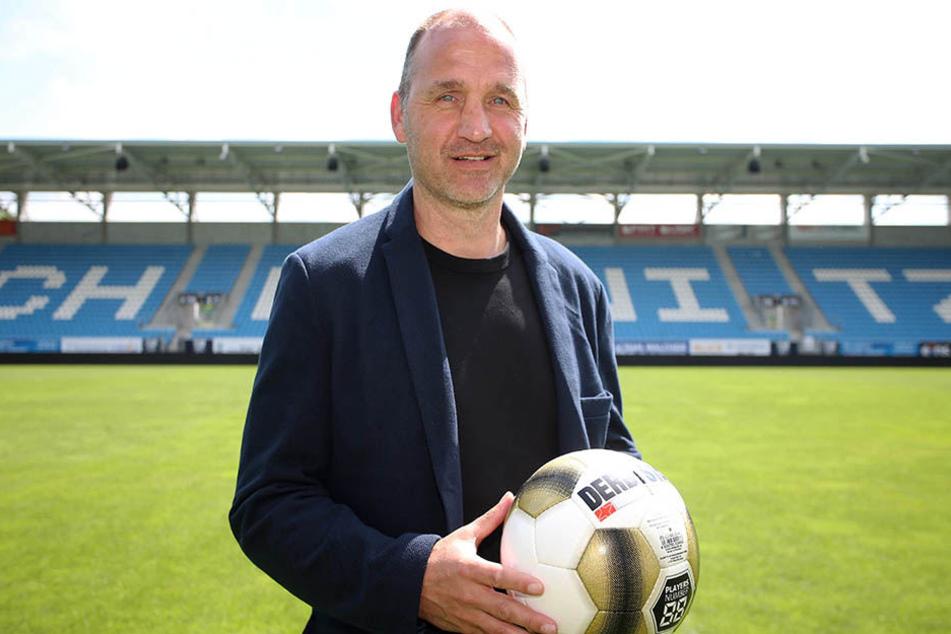 Steffen Ziffert muss nun nach einem neuen Trainer Ausschau halten.