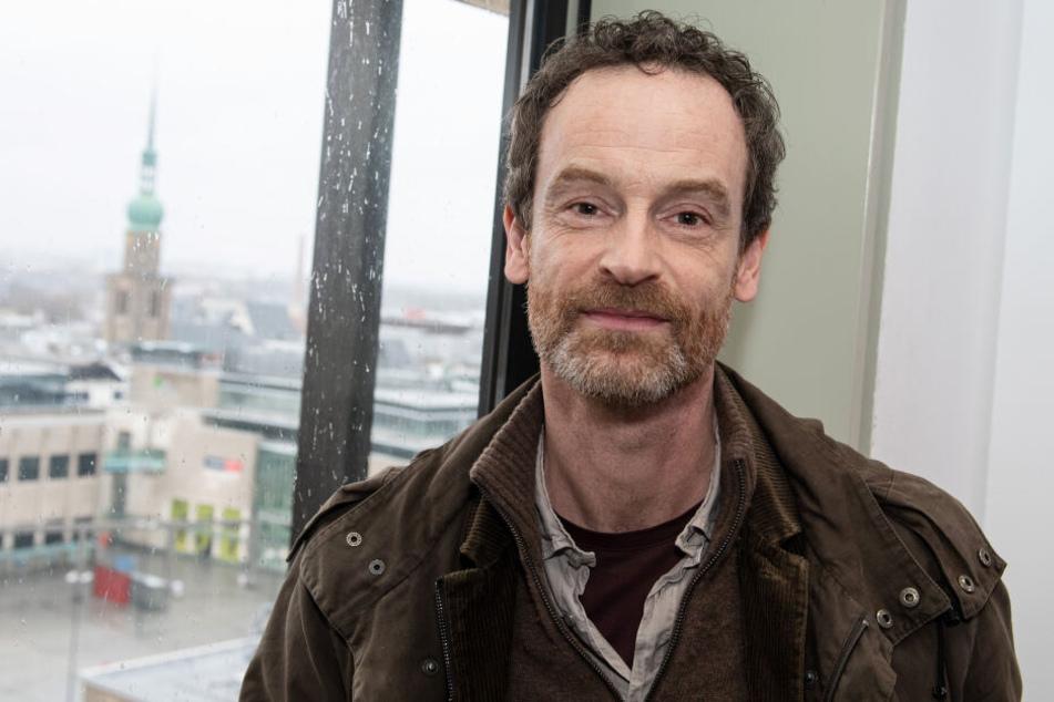 Schauspieler Jörg Hartmann (49) reagierte erneut auf die Tatort-Kritik des Dortmunder OB Sierau.