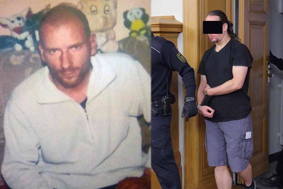 Satansmörder-Prozess: Richter schickt blauen Zeugen in Knast
