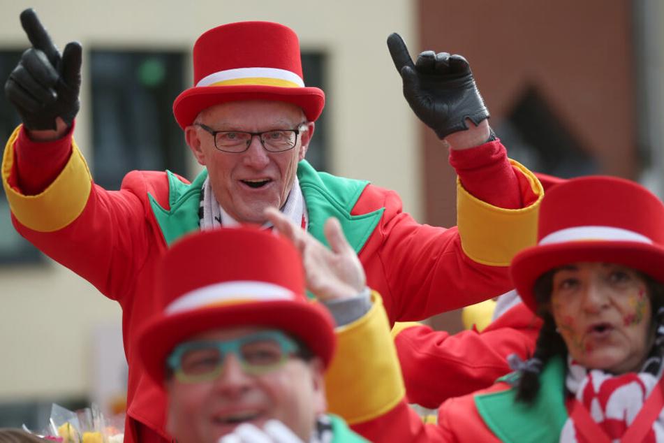 Karnevalszug Köln Longerich