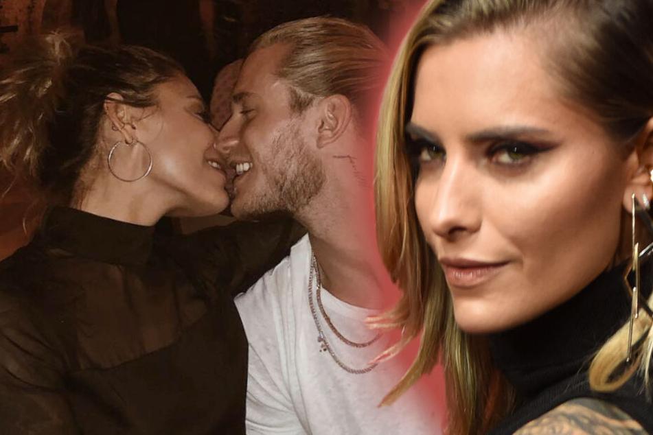 Sophia Thomalla zeigt erstes Kuss-Foto mit ihrem Loris Karius