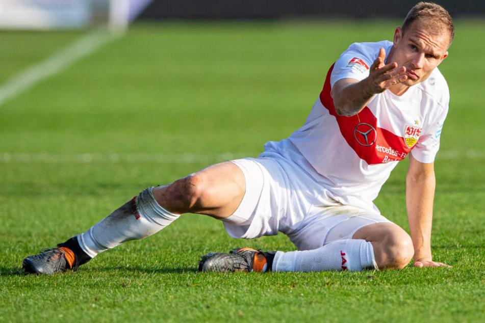 Holger Badstuber hat sich im Trainingslager verletzt. (Symbolbild)