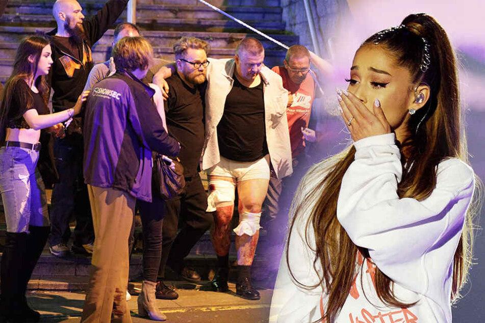 Traurige Beichte: So sehr leidet Ariana Grande nach dem Terror in Manchester noch immer