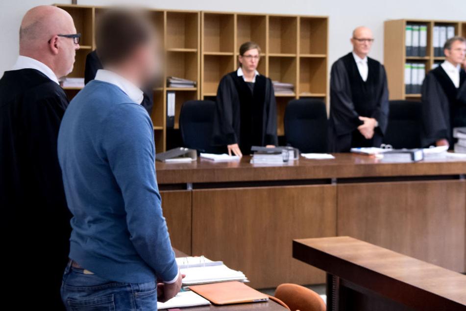 Der 33 Jahre alte Mann musste sich vor dem Landgericht verantworten. (Archivbild)