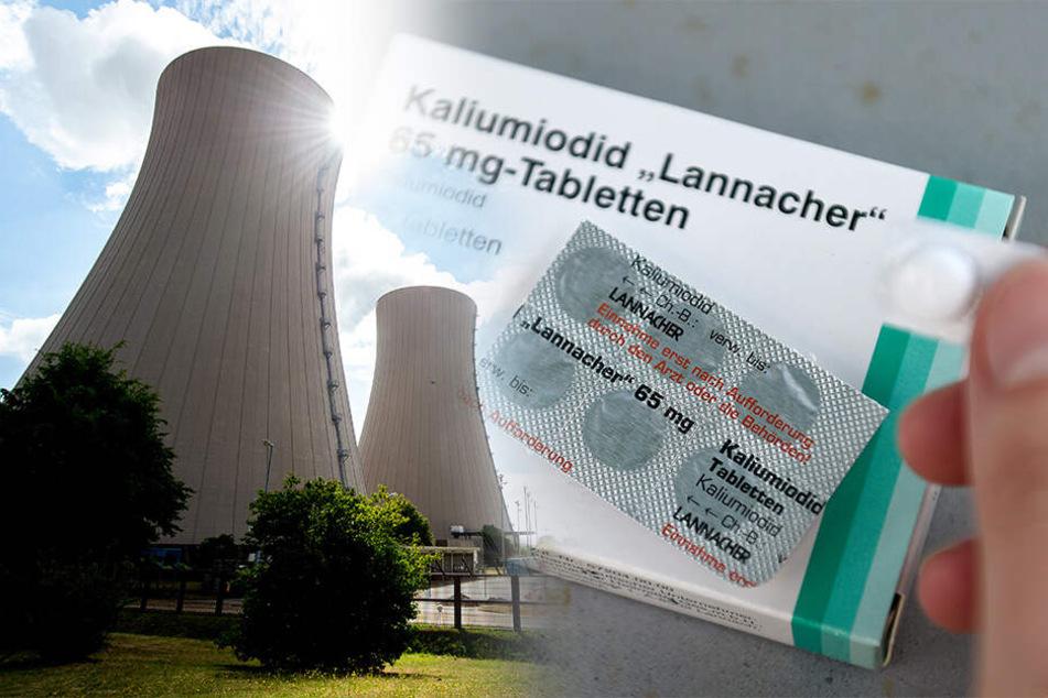 Angst vor Atomunfall in Deutschland? Bund beschafft 189,5 Millionen Jodtabletten!