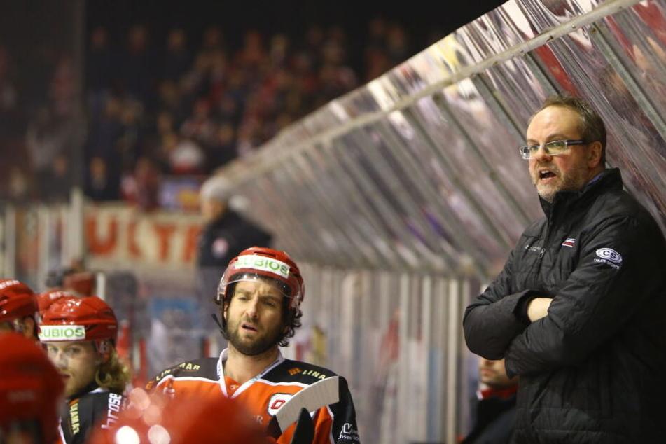 Nachwuchs-Trainer Boris Rousson übernimmt interimsweise den Trainerposten.