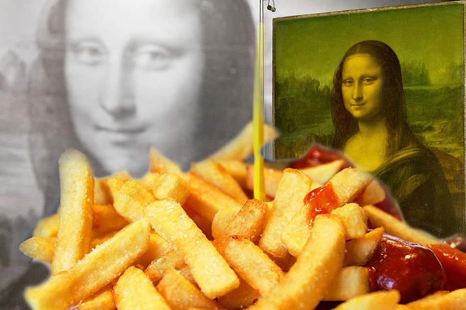 In diesem Sommerbad gibt es Kunst mit Pommes