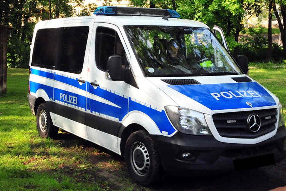 Messer und Stöcke: Wüste Massenschlägerei in Dresdner Park!