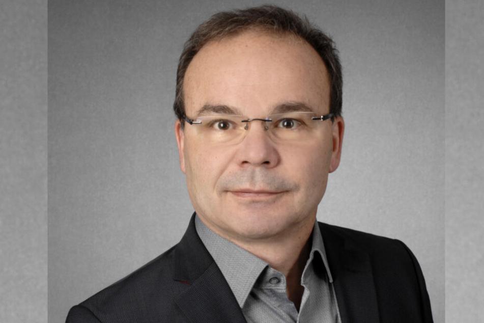 Schlaf-Experte Günter Weeß, Vorstand der Deutschen Gesellschaft für Schlafforschung und Schlafmedizin