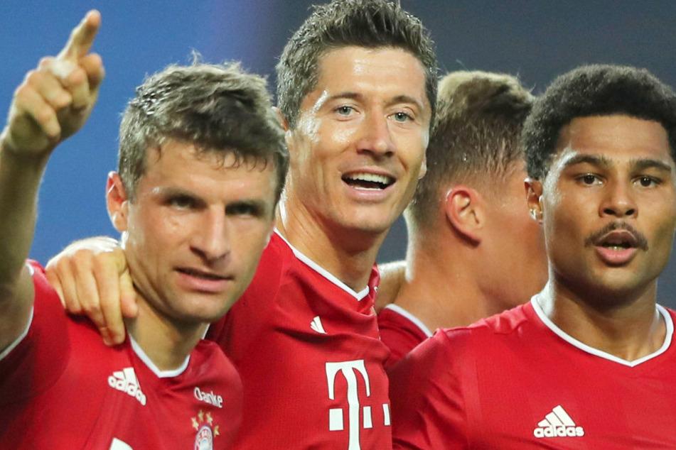 Der FC Bayern München konnte gegen Olympique Lyon den Einzug in das Finale der Champions League perfekt machen.