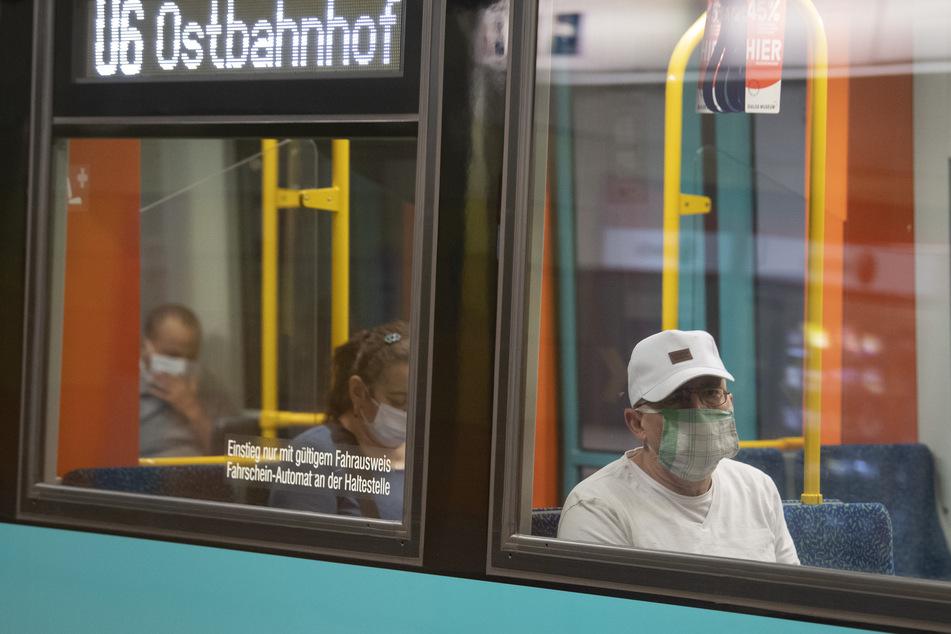 Bus und Bahn sind Verlierer der Corona-Pandemie.