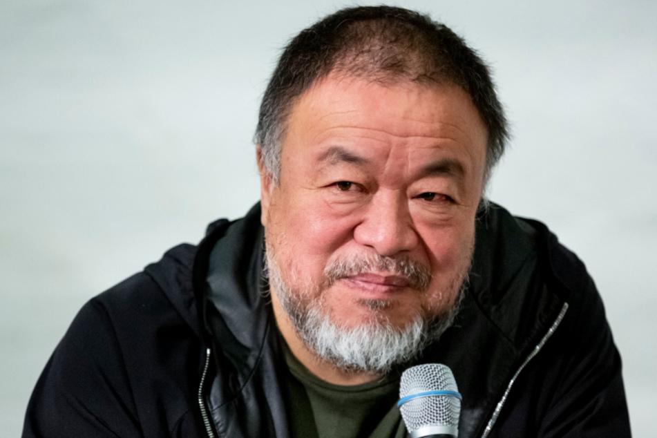 Der chinesische Künstler Ai Weiwei (62).