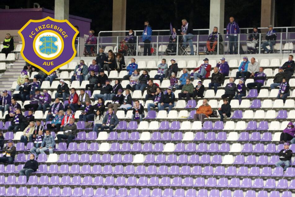 500 Zuschauer für Aue-Heimspiel gegen Heidenheim zugelassen