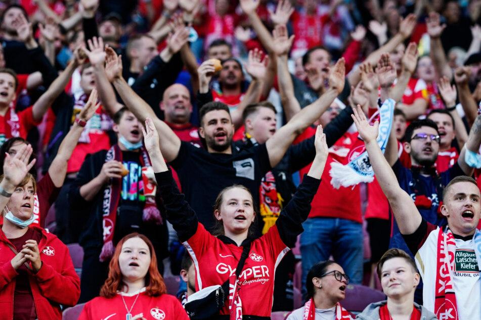 Aus der Euphorie zu Saisonbeginn wurde schnell Frust: Die FCK-Fans machen sich Sorgen um ihren Verein.